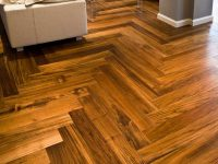 parquet a spina ungherese